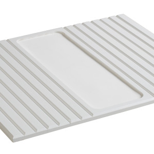 Couchmaid Table Top Sofa Tray/ Lap Desk in White.