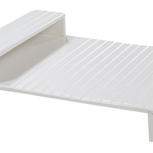 Couchmaid Organizer Sofa Tray in White