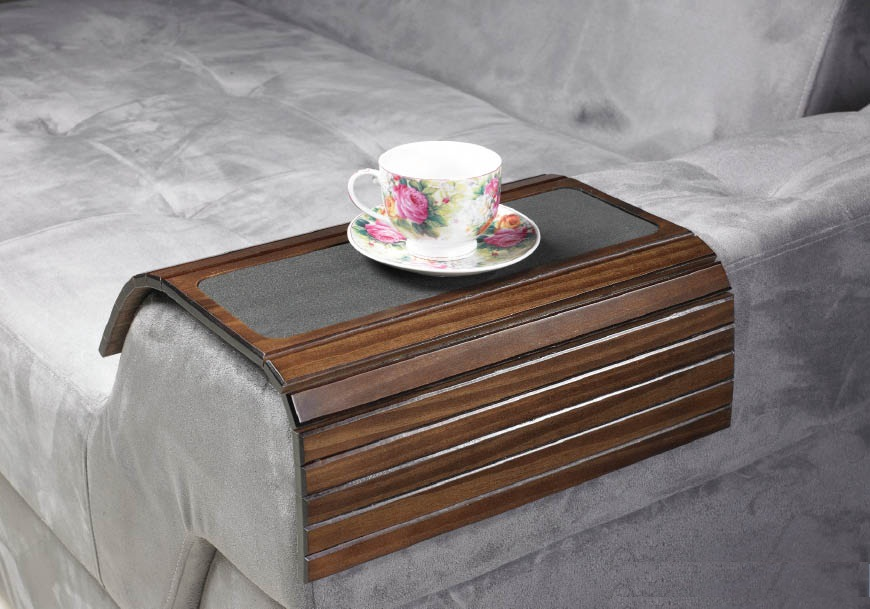 A unique Lap Desk Lap Tray and Sofa Tray all in one Roll
